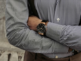 Let your watch be an essential to your every outfit