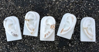 Thinking about another piercing, or just want to change up your daily ear look? Anita tells you how!