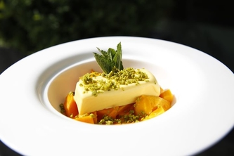 Perfect treat for lovely dads -Saffron Kulfi with..