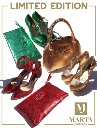 Marta Jonsson limited edition collection