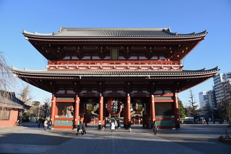 ​Major Attractions in Tokyo