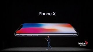 APPLE UNVEILS THE NEW IPHONE 8 & IPHONE X!