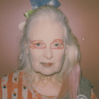 Backstage With Vivienne Westwood