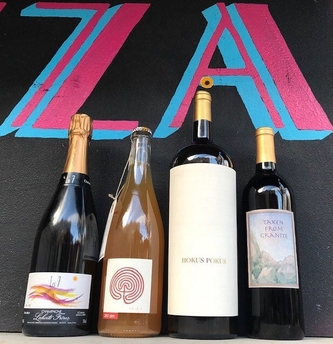 A sneak peek of 4 of the wines we are serving at..