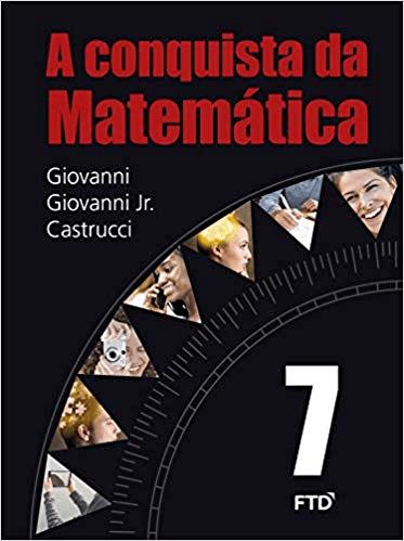 A CONQUISTA DA MATEMÁTICA- 7ª ANO