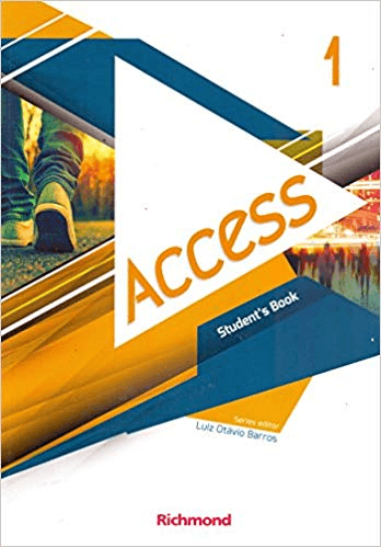 ACESS 1 – STUDENT ́S BOOK