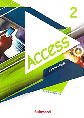 ACESS 2 – STUDENT ́S BOOK
