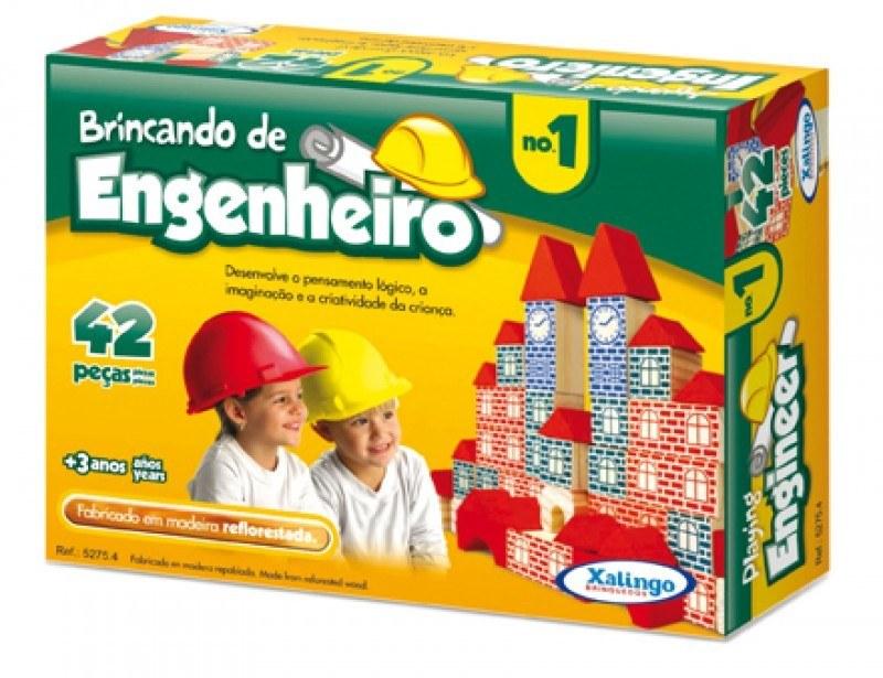 BRINCANDO DE ENGENHEIRO I Ref.: 5275.4