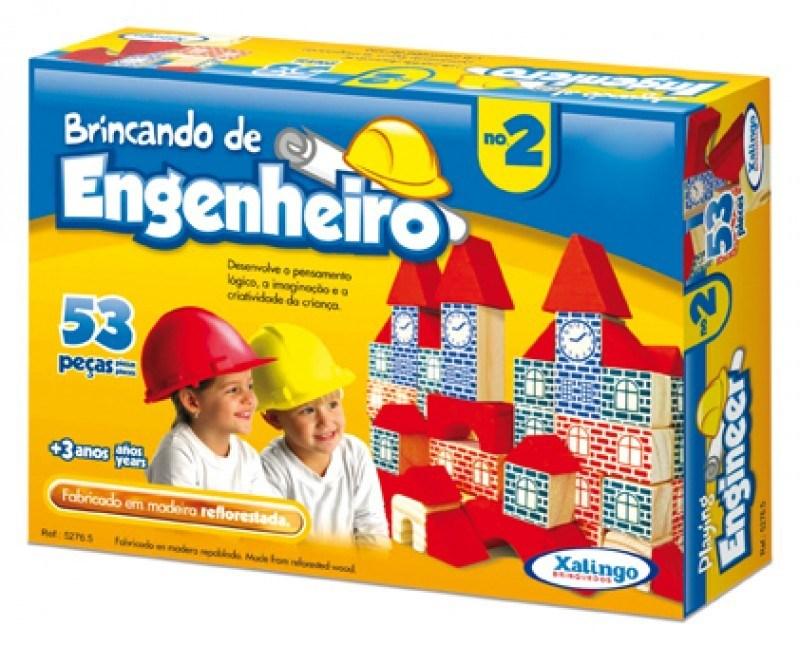 BRINCANDO DE ENGENHEIRO II Ref.: 5276.5