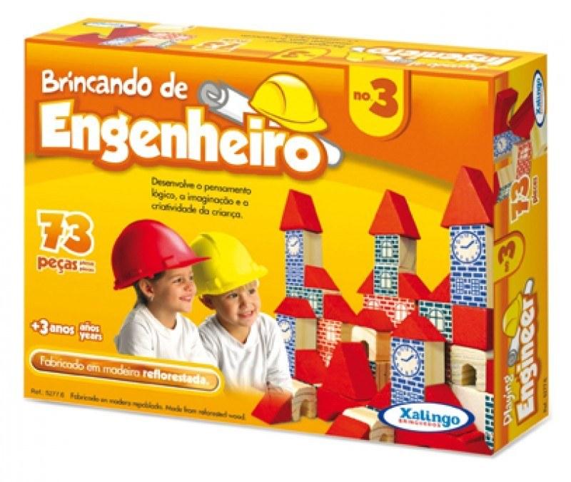 BRINCANDO DE ENGENHEIRO III   Ref.: 5277.6