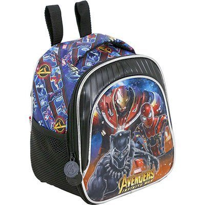 Lancheira c/ acessórios Avengers Armored 7494 Xeryus PT 1 UN