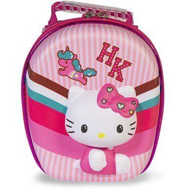 Lancheira revestida Hello Kitty 2823AX19 Maxtoy PT 1 UN