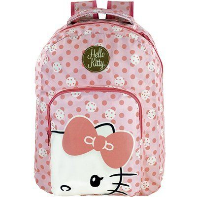 Mochila nylon Hello Kitty T10 9058 Xeryus PT 1 UN