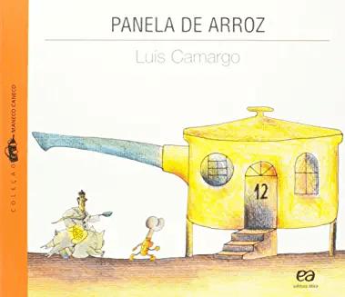 PANELA DE ARROZ - COLEÇÃO MANECO CANECO