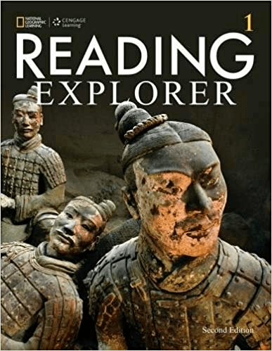 Reading Explorer 1 – Student Book (Second Edition)
