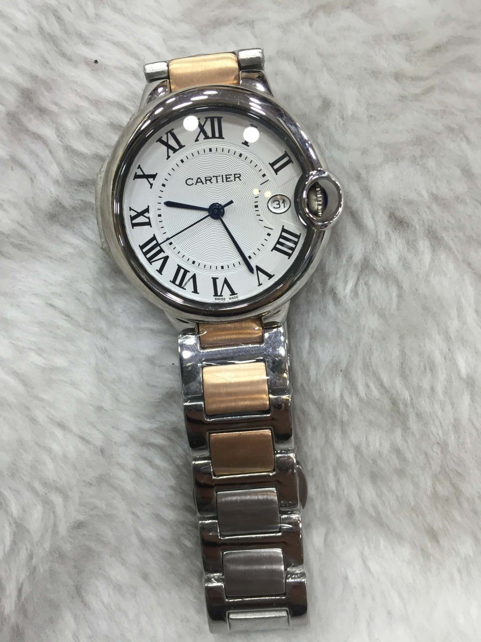 Cartier BALLON BLEU 38mm CBBP-001