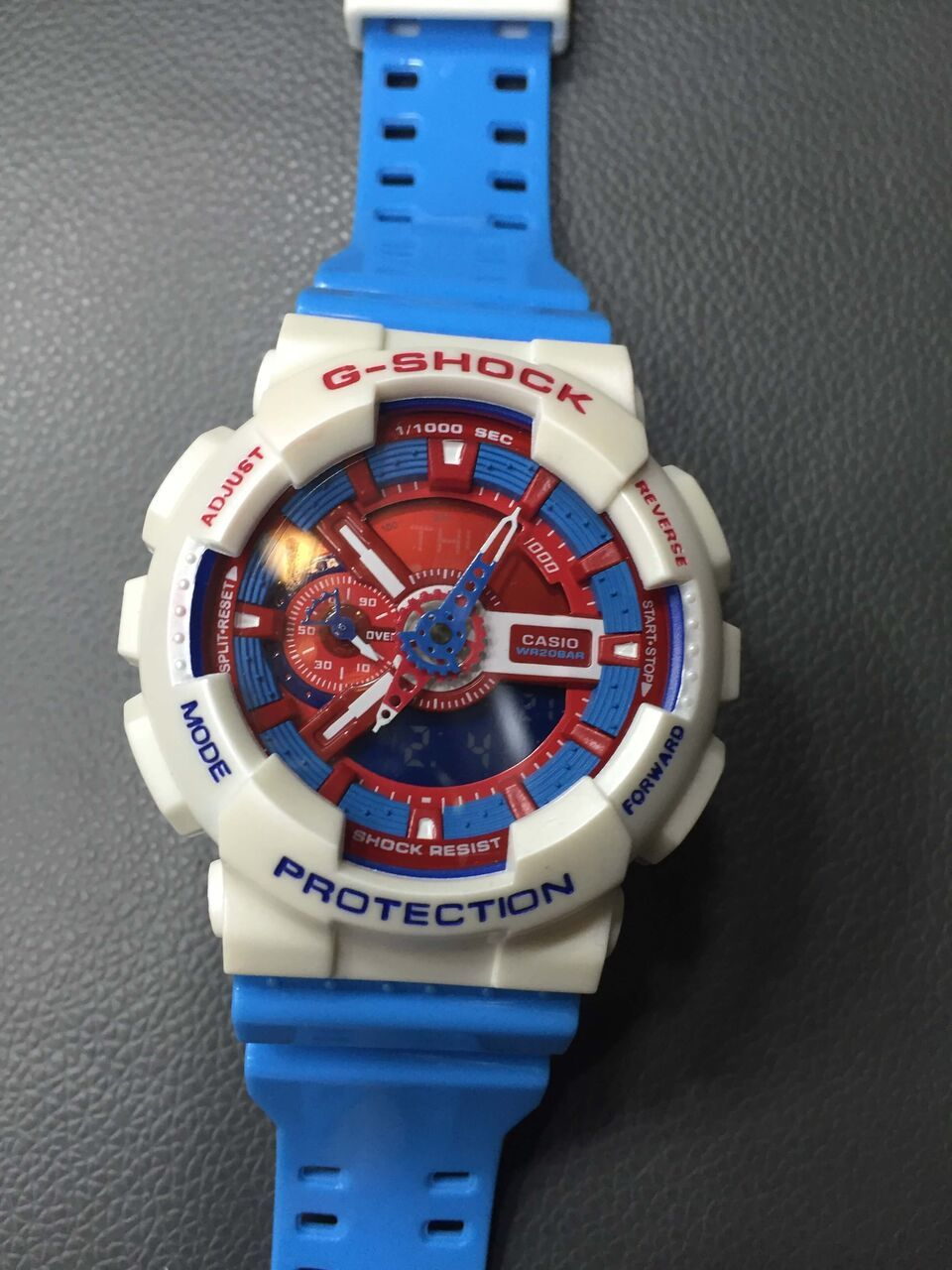 Casio G-Shock Ponteiro C/Digital GSCD-001