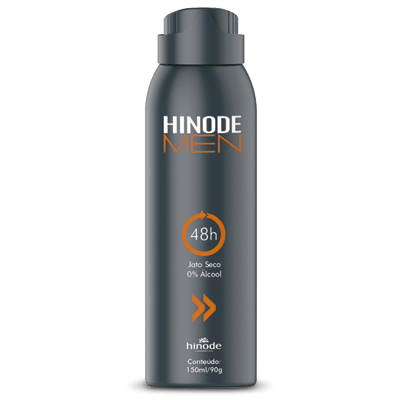 HINODE MEN DESODORANTE AEROSOL 150ml