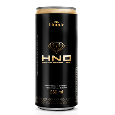 HND DIAMOND ENERGY DRINK 269ml (Pack 12 unidades)