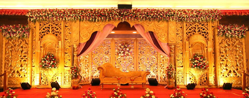 Discover the best Wedding Venues and Party Halls in Bangalore