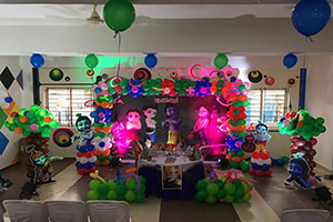 Bal Krishna Theme Decoration -