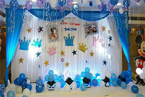Crown Theme Decoration -