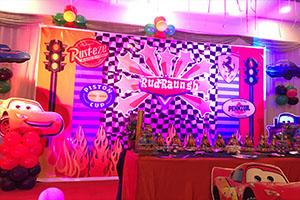 Macqueen Theme Decoration -