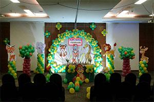 Jungle Theme Decoration -