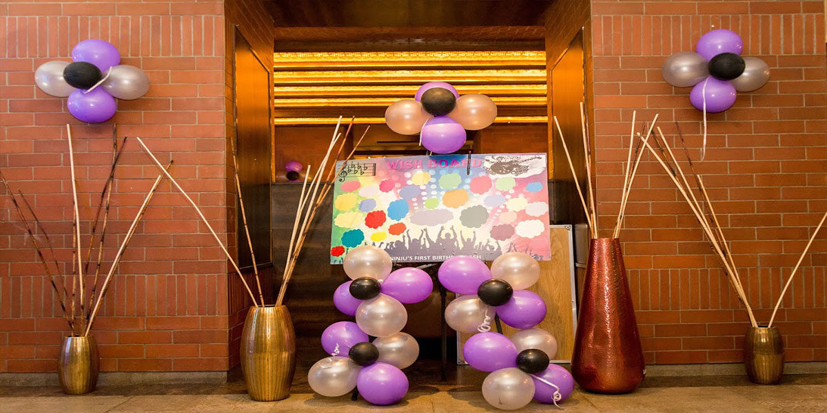 Music Theme Decoration -