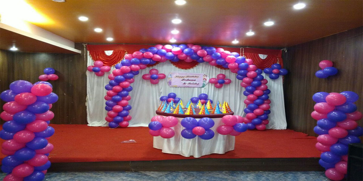 BluePink Theme Decoration -