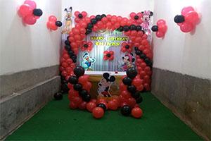 Simple Disney Theme Decoration -