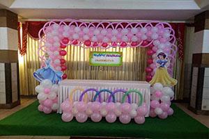 Disney Princess Theme Decoration -