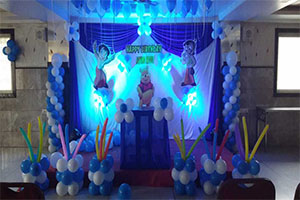 Designer Custom Theme Decoration -