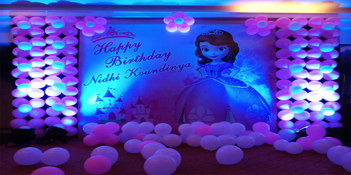 Little Disney Princess Theme Decoration -