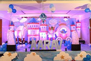 3D Teddy Bear Theme Decoration -