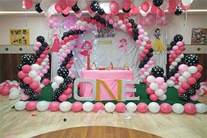 Princess Designer Theme Decoration -