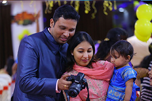 Candid Photography with Basic Album -