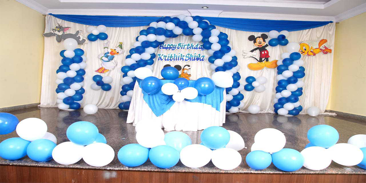 Basic Disney Theme Decoration -