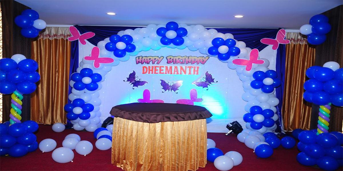 Butterfly Backdrop Theme Decoration -