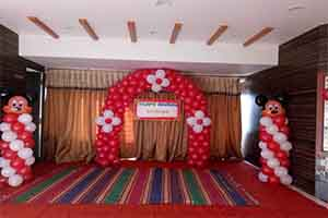 Basic Home Mickey Mouse Theme Decoration -