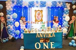 Customer Choice Frozen Theme Decoration -