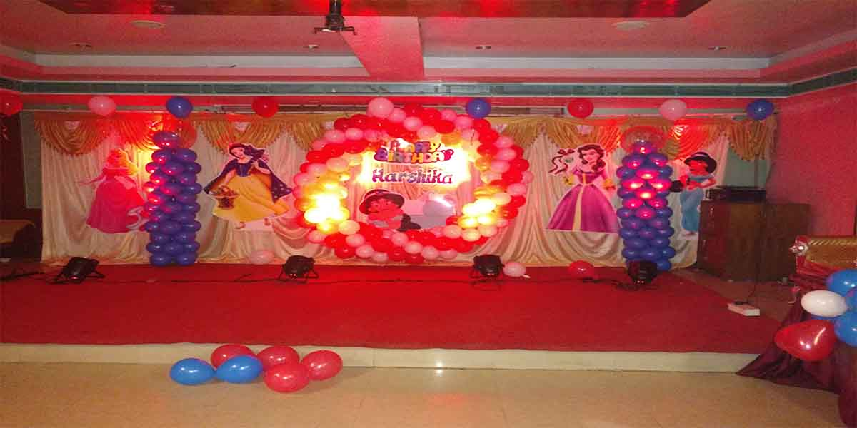 Disney Princess Circle Theme Decoration -
