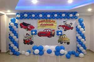 Mismatch Boy Theme Decoration -