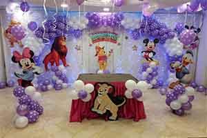 Ultra Disney Theme Decoration -