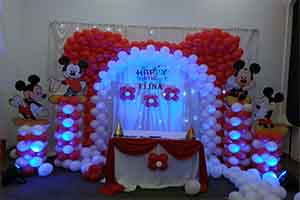 Ultimate Mickey Theme Decoration -