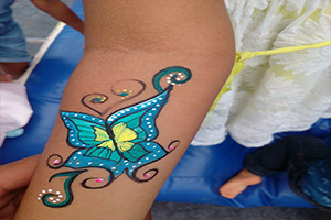 Tattoo and Face Painting -