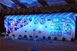 Paper Fan Designer Theme Decoration -