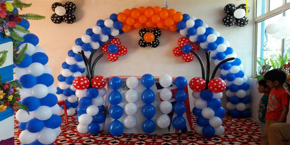 Designer Naming Ceremony Theme Decoration -