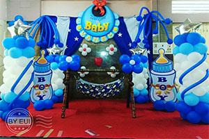 Baby Bottle Designer Theme Decoration -