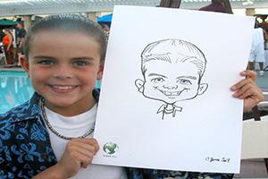 Caricature -